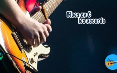 Blues en C – Accords