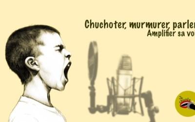 Chuchoter, murmurer, parler