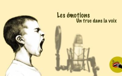 Passer des émotions dans la voix