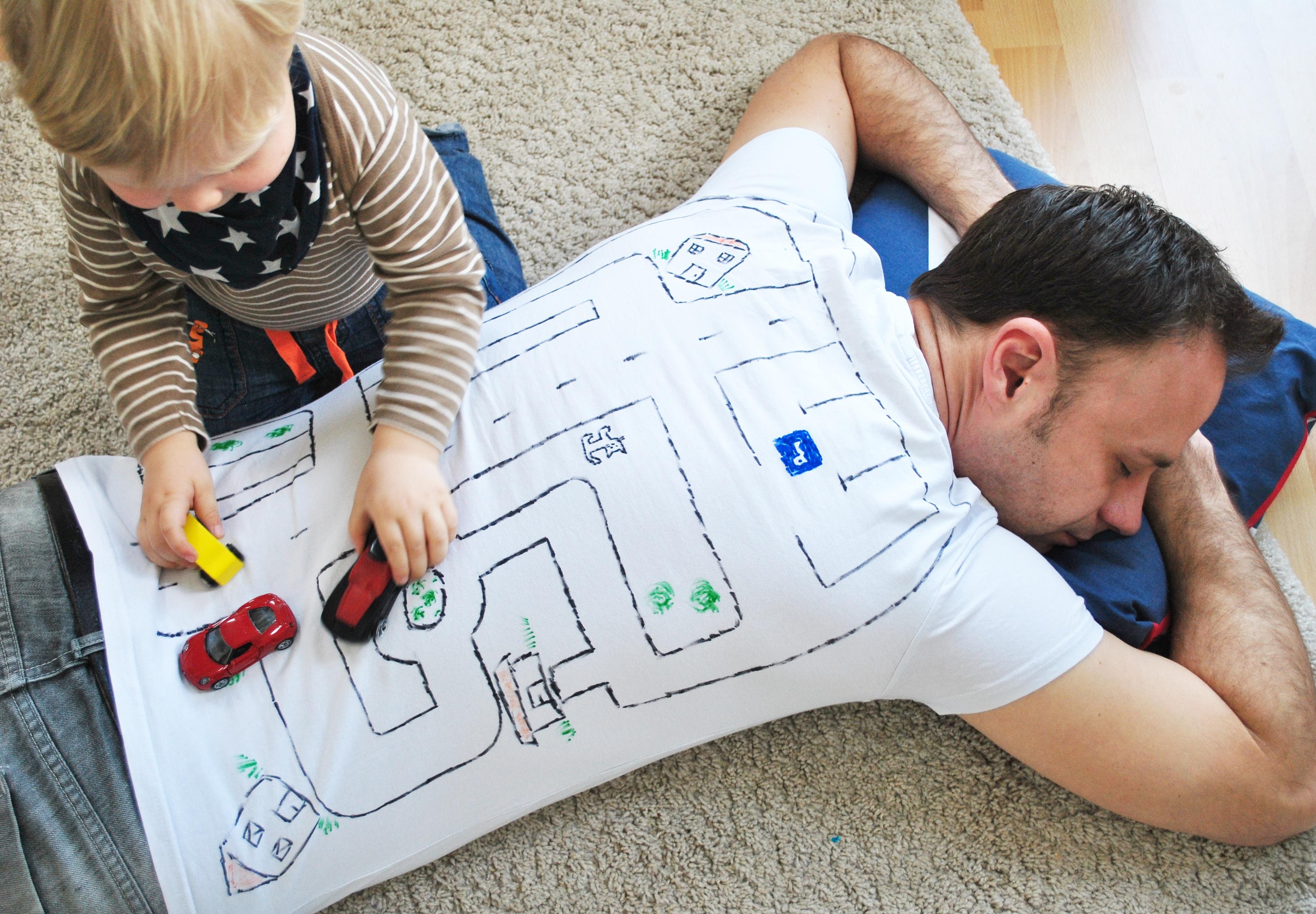 10 geniale Spielideen und Tricks für faule Eltern und diejenigen ...