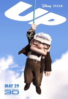 Up: Campmaster Strauch (Pete Doctor) & Carl Fredrickson (Ed Asner)