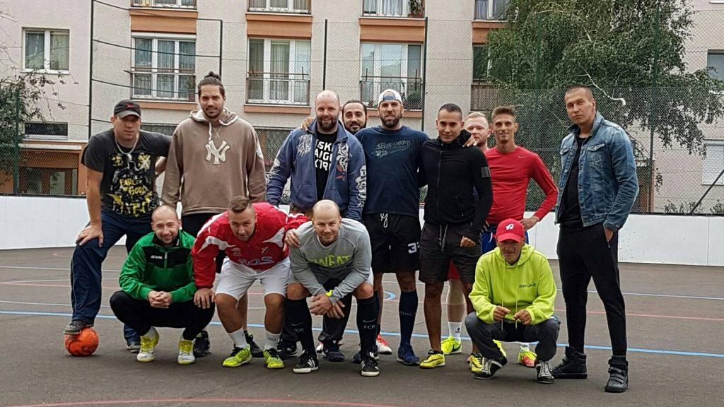 Ziegelfeld arena futbal team