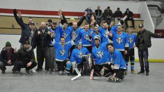 Hokejbal superliga Ziegelfeld finále