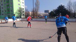 Hokejbal - Hancop Dolne Hony vs Ziegelfeld