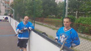 Hokejbal : Ziegelfeld Tréning 23.5.2018 - Fotogaléria