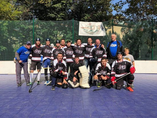 Hokejbalovy klub HBK 500 NIvy
