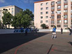 Hokejbal - Ziegelfeld vs AHK Pekníková