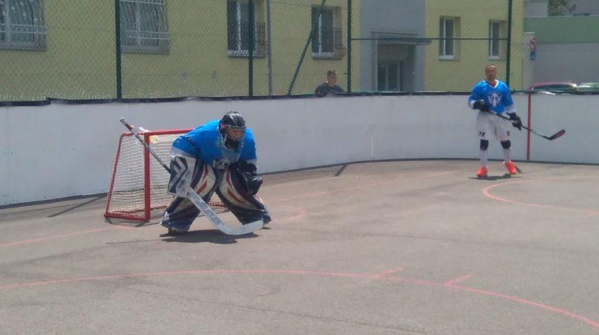 Hokejbalové Finále BHBL 2018