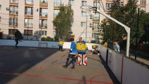 Hokejbal BHBL - Ziegelfeld vs Slávia Právnik