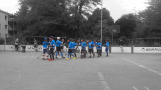 Hokejbal - SBHC Rebels Ziegelfeld