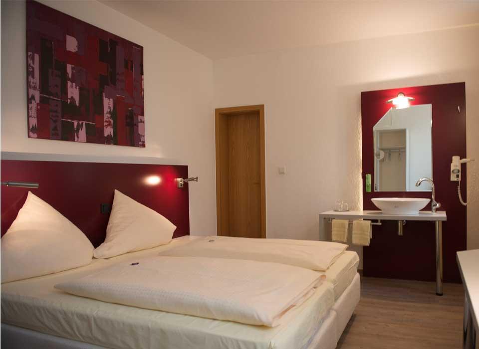 Hotel Ziegenbruch Doppelzimmer 1