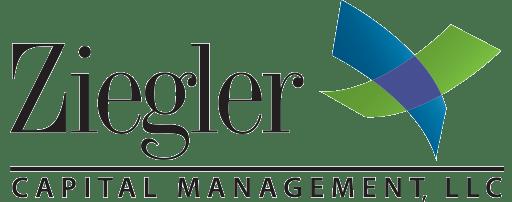 Ziegler Capital Management green blue and purple logo