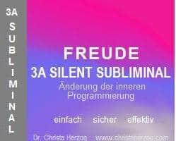 Freude 3A Silent Subliminal