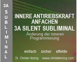 Innere Antriebskraft 3A Silent Subliminal