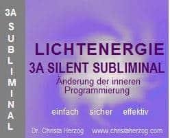 Lichtenergie 3A Silent Subliminal