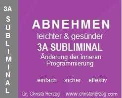 abnehmen 3a subliminal