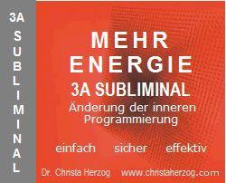 mehr energie 3a subliminal