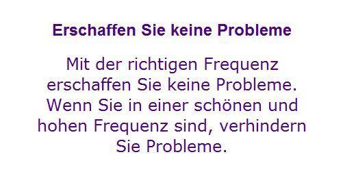 Probleme verhindern
