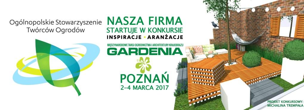 gardenia-2017 Konkurs INSPIRACJE ARANŻACJE 2017