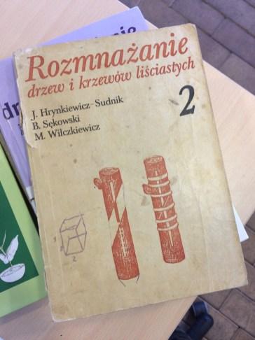 2 Polecana literatura natemat rozmnażania drzew ikrzewów