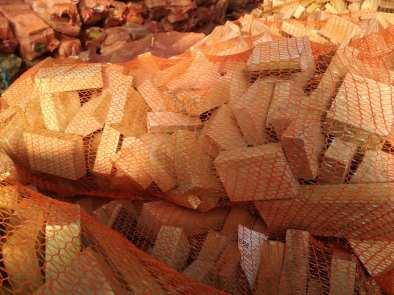 buk-dąb-2 Drewno opałowe w workach.