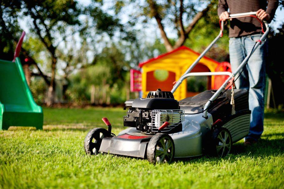 lawn-mower-2127637_1920-1024x683 Jak stworzyć gęsty trawnik?