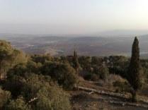 I piękna panorama okolicy