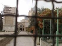 Najstarsza tradycja chrześcijańska nt. domu Kajfasza wskazywała na kościół armeński na chrześcijańskim Syjonie.