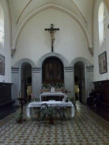 Kaplica klasztorna.