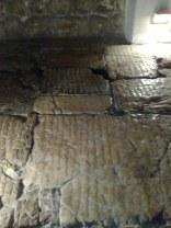...fragment podłogi kamiennej z czasów Chrystusa. Z gr. Lithostrotos = podłoga kamienna.