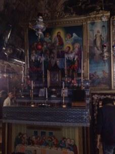 Ołtarz przy Grobie Maryi