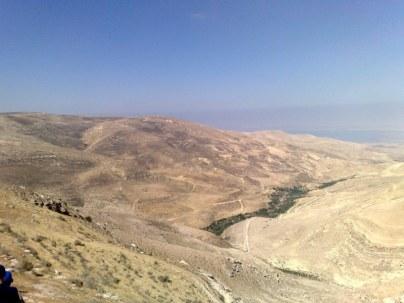 Góra Nebo to w życiu chrześcijan miejsce wspomnienia śmierci Mojżesza.