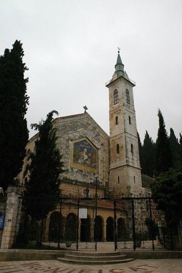 Kościół Nawiedzenia. Przepiękny kościół poświęcony momentowi spotkania Matki Bożej ze św. Elżbietą