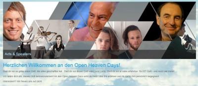 Open-Heaven-Days