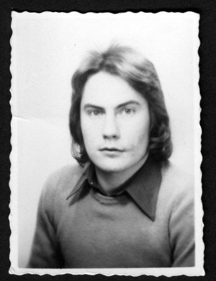 1972 Vor meinem Verkehrsunfall mit 17 Jahren