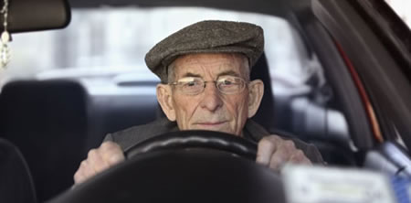 elderly driver fort worth car accident lawyer