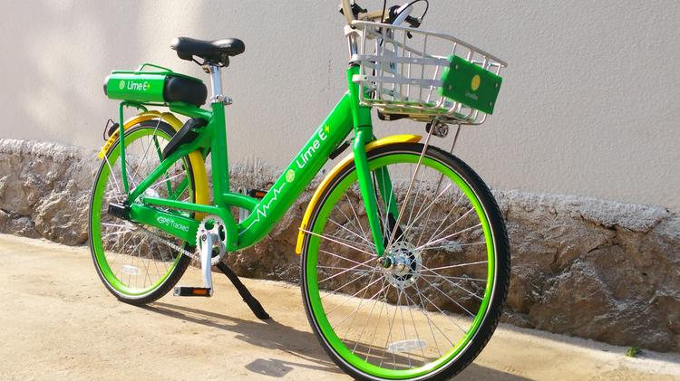 Lime Bikes photo - City Of Elmira Is Latest Community To Welcome LimeBikes, Says NY and PA Bicycle Law Lawyer