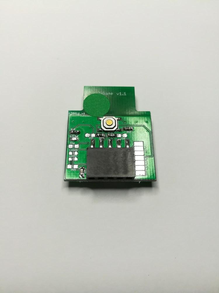 module radio MS5128 pile