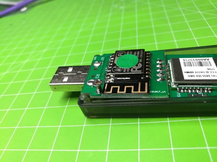 module WiFi ZiGate assemblage