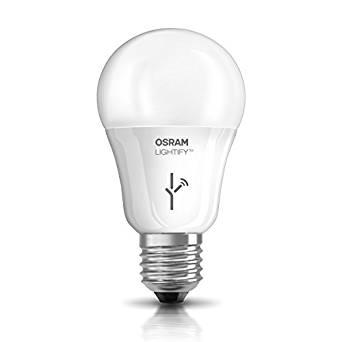 Ampoules E27 Gamme Osram Lightify