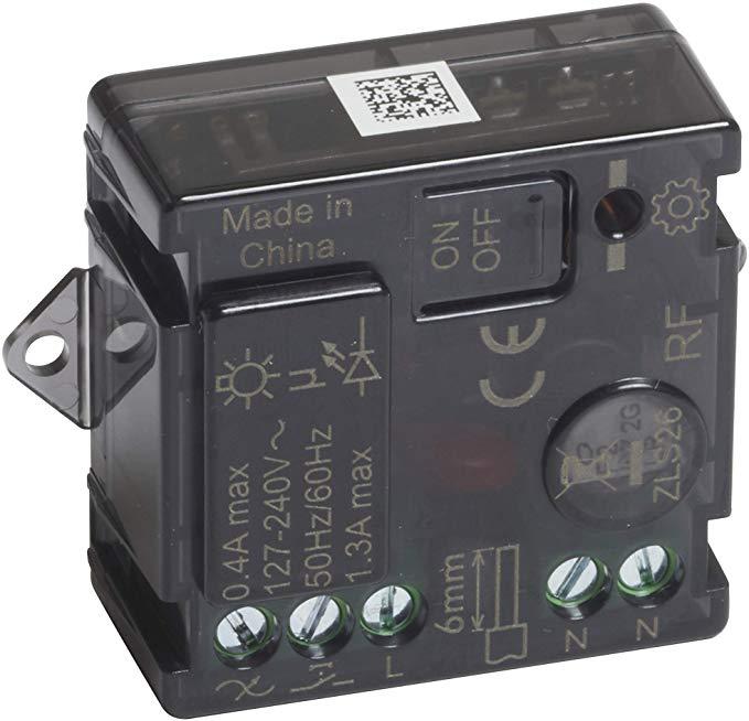 Micromodule Céliane Netatmo pour éclairage connecté 300W ON/OFF avec neutre