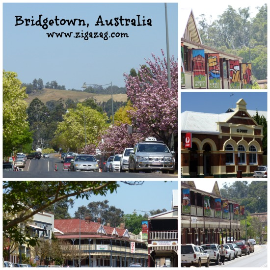 November is time for the annual Bridgetown Blues Festival in South West Australia.