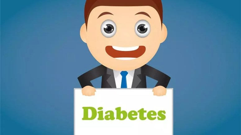 Don't give diabetes a foothold in life 1
