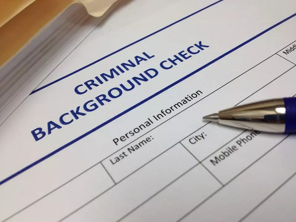 How to do a Background Investigation
