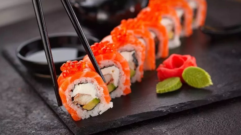 Sushi and Pregnancy 1