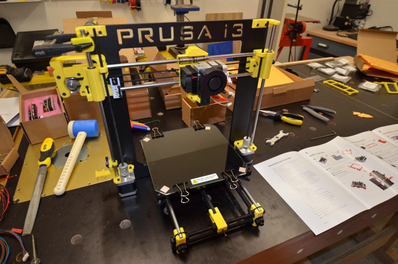 3D Drucker - BQ Prusa i3 Hephestos