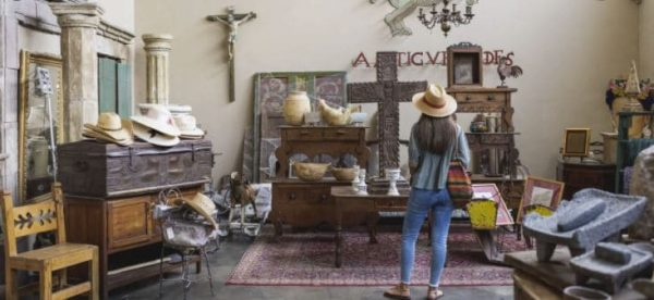 Top 15 Towns For Antiquing
