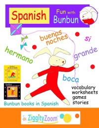 Learning Spanish for Kids Workbook- Spanish Fun with ...