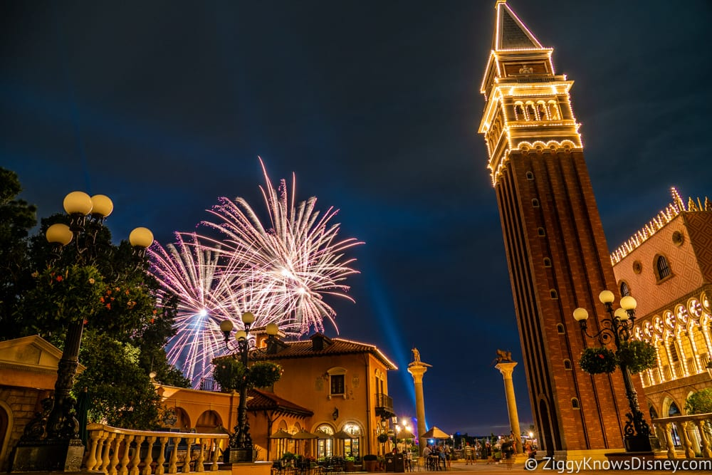 New Epcot Fireworks Show Announced Replacing Illuminations In 2019 And My Thoughts
