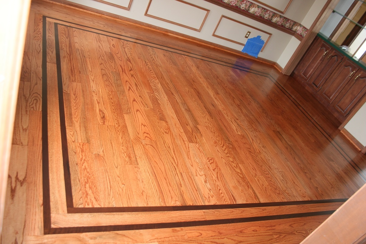 Ziggys Wood Floors  Examples Of Our Work
